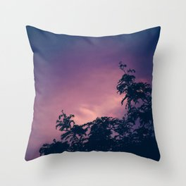 Mstical Travel Throw Pillow