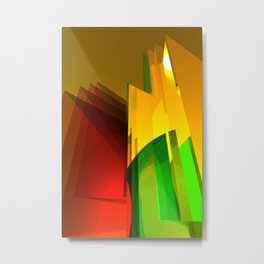 colors for your home -505- Metal Print