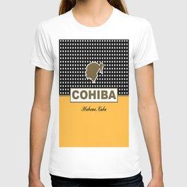Cohiba habana cuba T-Shirt