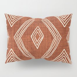 Birch in Rust Pillow Sham