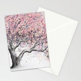 Taffy Blossom Tree Stationery Cards