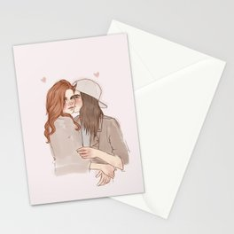 kisspering Stationery Cards