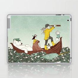 Arctic Adventure Laptop & iPad Skin