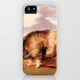 Gloucestershire Old Spot - Digital Remastered Edition iPhone Case
