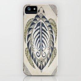 Sacred Turtle iPhone Case