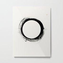 Eclipse (West Meets East Series) Metal Print