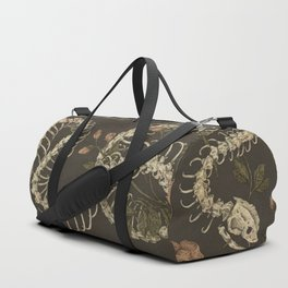 Snake Skeleton Duffle Bag