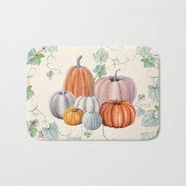 Pumpkin Patch Bath Mat