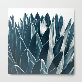 Agave Chic #3 #succulent #decor #art #society6 Metal Print