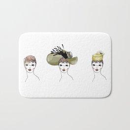 Whimsie Hat Bath Mat