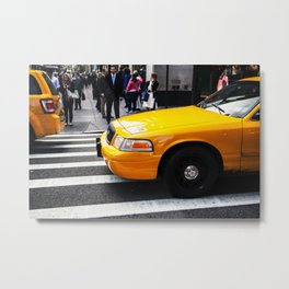 NYC 09 Metal Print