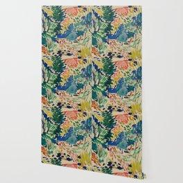 Landscape at Collioure - Henri Matisse - Exhibition Poster Wallpaper