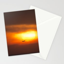 Into the Sunset. Stationery Cards