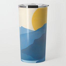 Minimalistic Landscape 10   Travel Mug
