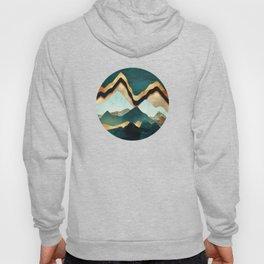 Velvet Copper Mountains Hoody