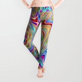 Acid Trip Rainbow 2 Leggings