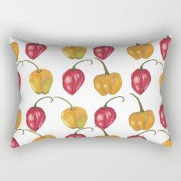 Habanero time Rectangular Pillow