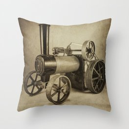 Mamod TE1 Throw Pillow