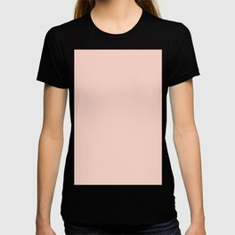 Peach Color T-shirt