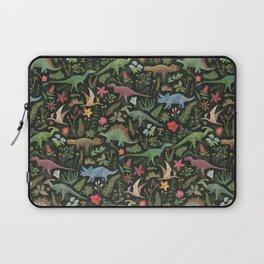 Dinosaur Jungle Laptop Sleeve
