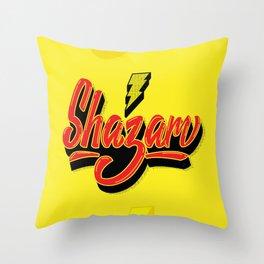 Shazam! Throw Pillow