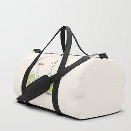 Acid (Blue) Duffle Bag