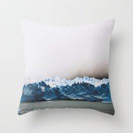 Iceberg Lake Throw Pillow