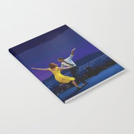 La La Land - Movie Poster - Damien Chazelle Notebook