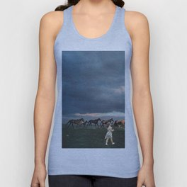 Into the Sunset Unisex Tank Top