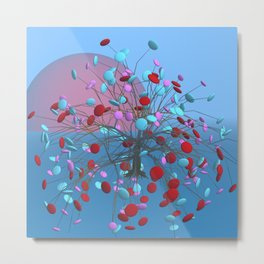 fancy tree -2- Metal Print