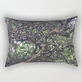 Tea Tree Rectangular Pillow