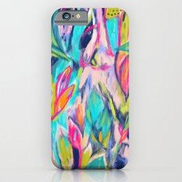 Jungle Jewels iPhone Case