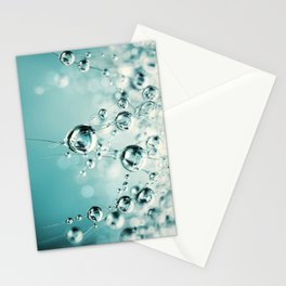 Cactus Candy Blue Stationery Cards