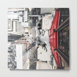calgary tower Metal Print