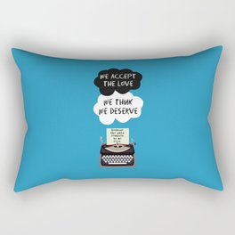 The perks in our stars. Rectangular Pillow