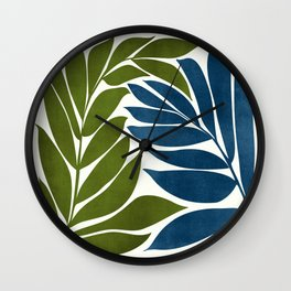 Deep Woods Wall Clock