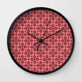 larson no. 03 Wall Clock