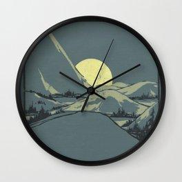 Jack London - Smoke Bellew Wall Clock