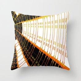 Sector Throw Pillow