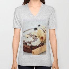 Sweet Dessert Unisex V-Neck
