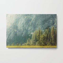 Yosemite Valley VII Metal Print