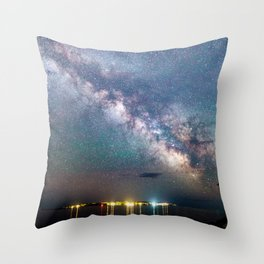 Starscape Throw Pillow