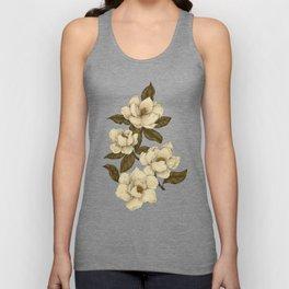 Magnolias Unisex Tanktop