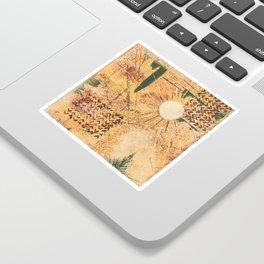 Golden Northtwest Sticker