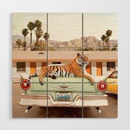 Tiger Motel Wood Wall Art