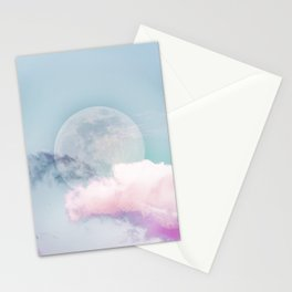 Candy Moon Stationery Cards