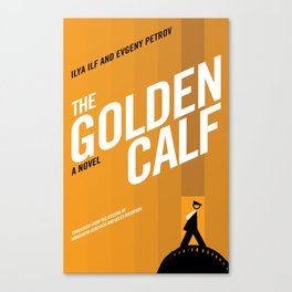 The Golden Calf Canvas Print