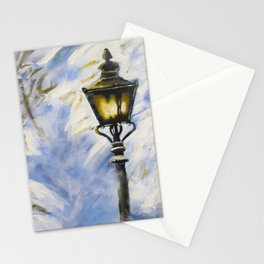 The Lamppost Stationery Cards