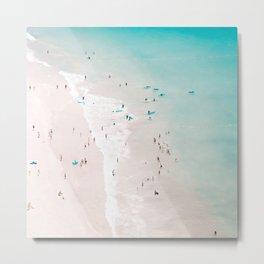 beach - summer love II Metal Print