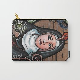 Hildegard von Bingen Carry-All Pouch